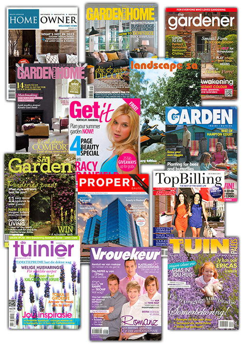Media coverage of our landscaping work
