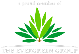 A Proud member of The Evergreen Group